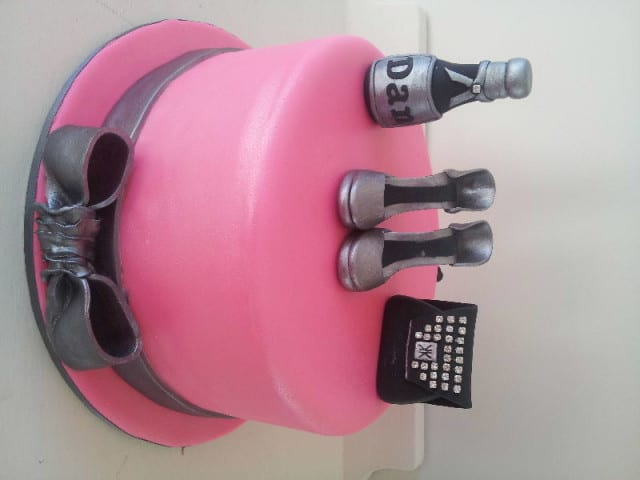 Party Girl Cake