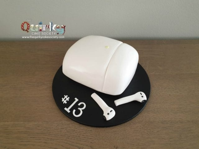 Airpods Cake