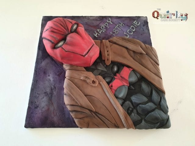 REDHOOD / Jason Todd Cake